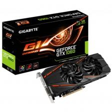 Видеокарта GIGABYTE GeForce GTX 1060 6Gb G1 Gaming (GV-N1060G1 GAMING-6GD)