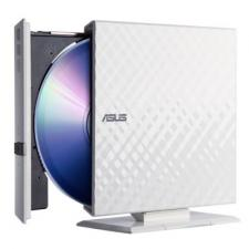 Внешний DVD±RW ASUS SDRW-08D2S-U LITE/WHT/G/AS SLIM USB 2.0 White