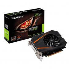 Видеокарта GIGABYTE GeForce GTX 1070 8Gb Mini ITX OC (GV-N1070IXOC-8GD)
