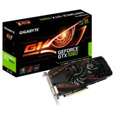 Видеокарта GIGABYTE GeForce GTX 1060 6Gb G1 Gaming (GV-N1060G1 GAMING-6GD 2.0)