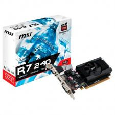 Видеокарта MSI Radeon R7 240 2GB (R7 240 2GD3 64b LP)
