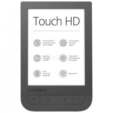 Электронная книга PocketBook 631 Touch HD Black (PB631-E-WW)