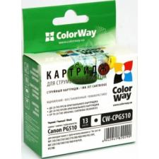 Картридж ColorWay Canon PG510 bl. CW-CPG510