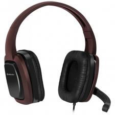 Наушники Defender Warhead G-250 Black/Brown (64120)